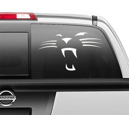 Carolina Panthers Window Sticker Decal any size any color